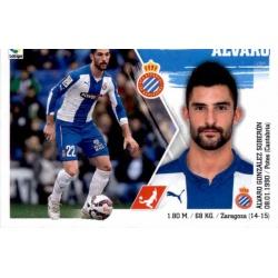 Álvaro Espanyol 7 Ediciones Este 2015-16