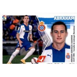 Abraham Espanyol 13 Ediciones Este 2015-16