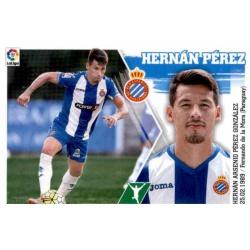 Hernán Pérez Espanyol 17 Ediciones Este 2015-16