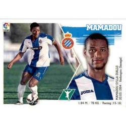 Mamadou Espanyol 18 Ediciones Este 2015-16