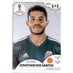 Jonathan dos Santos México 461