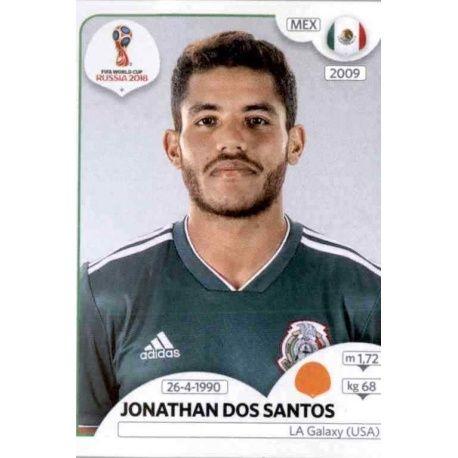 Jonathan dos Santos México 461 México
