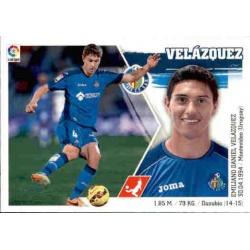 Velázquez Getafe 6 Ediciones Este 2015-16