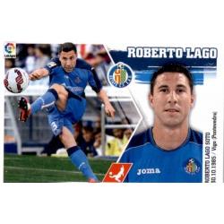 Roberto Lago Getafe 9 Ediciones Este 2015-16