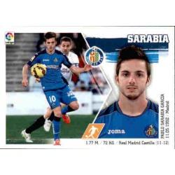 Sarabia Getafe 17 Ediciones Este 2015-16
