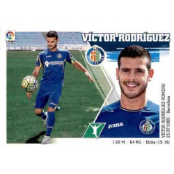 Víctor Rodríguez Getafe 18 Ediciones Este 2015-16