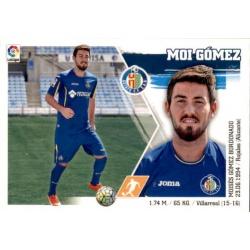 Moi Gómez Getafe 21 Ediciones Este 2015-16