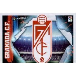 Escudo Granada 1 Ediciones Este 2015-16