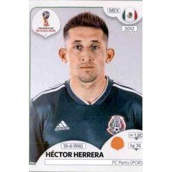 Héctor Herrera México 464