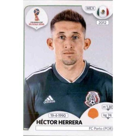 Héctor Herrera México 464 México