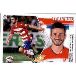 Fran Rico Granada 11 Ediciones Este 2015-16
