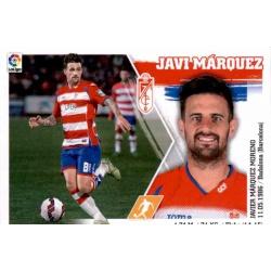 Javi Márquez Granada 12 Ediciones Este 2015-16