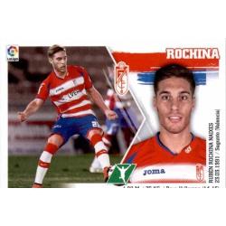 Rochina Granada 18 Ediciones Este 2015-16