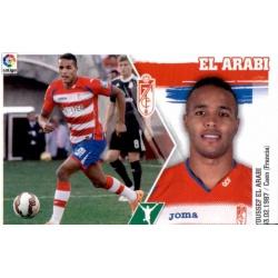 El Arabi Granada 20 Ediciones Este 2015-16