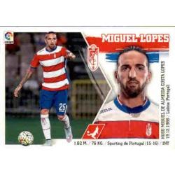 Miguel Lopes Granada 21 Ediciones Este 2015-16