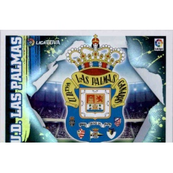 Escudo Las Palmas 1 Ediciones Este 2015-16