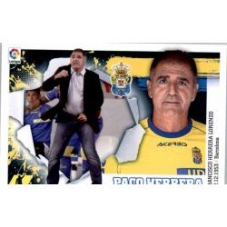 Paco Herrera Las Palmas 2 Ediciones Este 2015-16