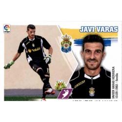 Javi Varas Las Palmas 3 Ediciones Este 2015-16