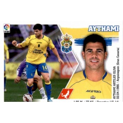 Aythami Las Palmas 6 Ediciones Este 2015-16