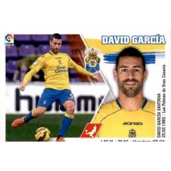 David García Las Palmas 7 Ediciones Este 2015-16