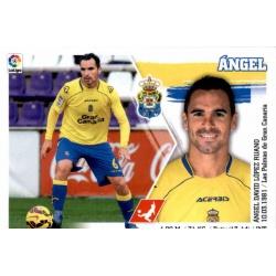 Ángel Las Palmas 9 Ediciones Este 2015-16