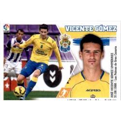 Vicente Gómez Las Palmas 11 Ediciones Este 2015-16