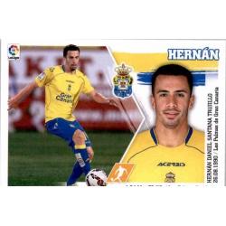 Hernán Las Palmas 12 Ediciones Este 2015-16