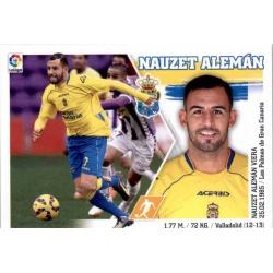Nauzet Alemán Las Palmas 16 Ediciones Este 2015-16
