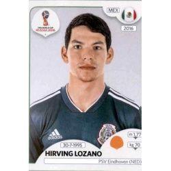 Hirving Lozano México 467