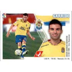 Garrido Las Palmas 21 Ediciones Este 2015-16
