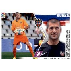 Rubén Levante 3 Ediciones Este 2015-16