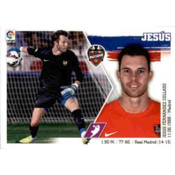Jesús Levante 4 Ediciones Este 2015-16