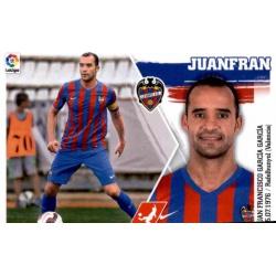 Juanfran Levante 6 Ediciones Este 2015-16
