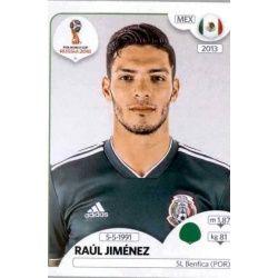 Raúl Jiménez México 468