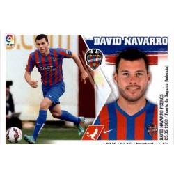 David Navarro Levante 7 Ediciones Este 2015-16
