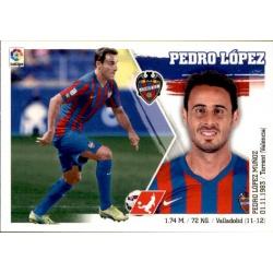 Pedro López Levante 8 Ediciones Este 2015-16