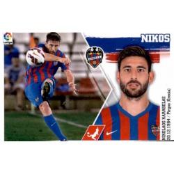Nikos Levante 9 Ediciones Este 2015-16