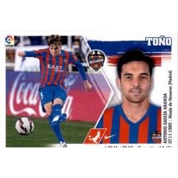Toño Levante 10 Ediciones Este 2015-16