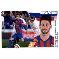 José Mari Levante 14 Ediciones Este 2015-16