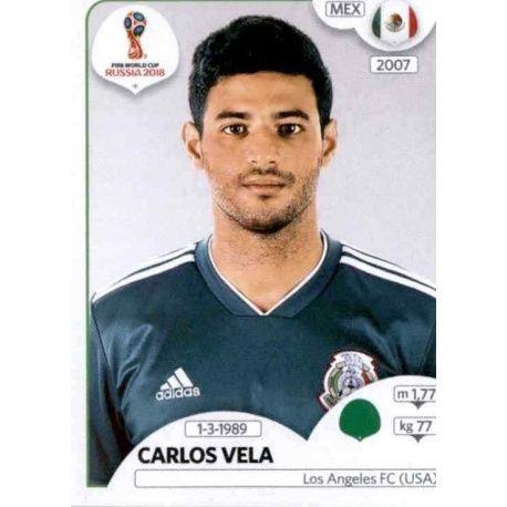 Carlos Vela México 469 México