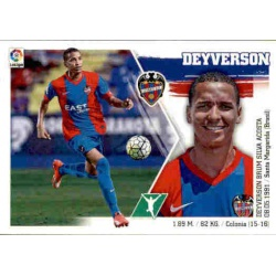 Deyverson Levante 17 Ediciones Este 2015-16