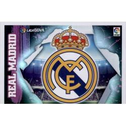 Escudo Real Madrid 1 Ediciones Este 2015-16