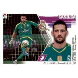 Casilla Real Madrid 3 Ediciones Este 2015-16