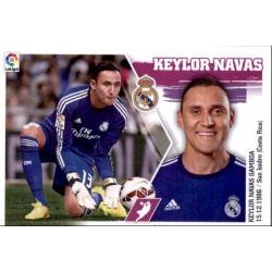 Keylor Navas Real Madrid 4 Ediciones Este 2015-16