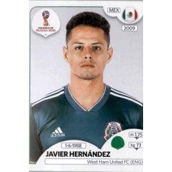 Javier Hernández México 470