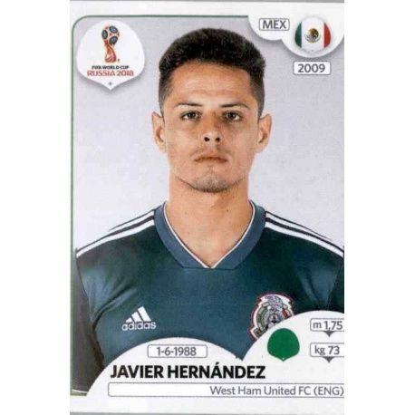 Javier Hernández México 470 México