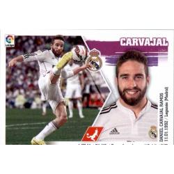 Carvajal Real Madrid 5 Ediciones Este 2015-16