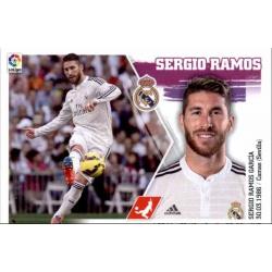 Sergio Ramos Real Madrid 7 Ediciones Este 2015-16