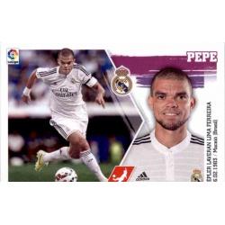 Pepe Real Madrid 9 Ediciones Este 2015-16