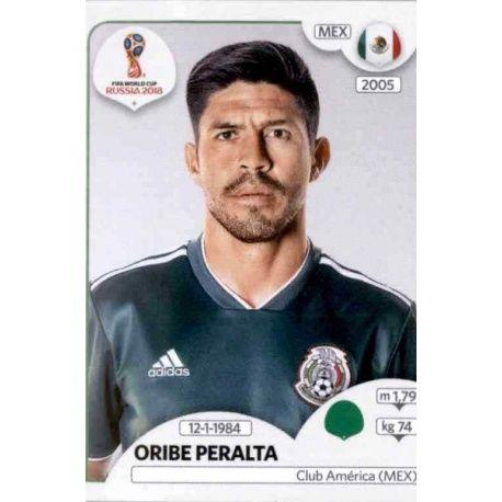 Oribe Peralta México 471 México